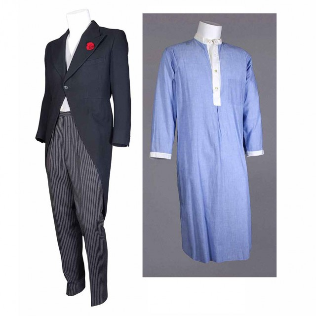 Morning Suit and Nightshirt