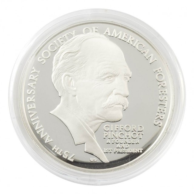Franklin Mint Special Commemorative Issues of 1975 Complete collection of...