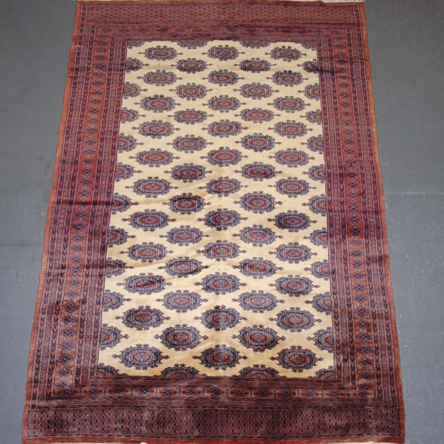 Pakistan Bokhara Rug For Sale At Auction On Wed 06 25 2014 07 00