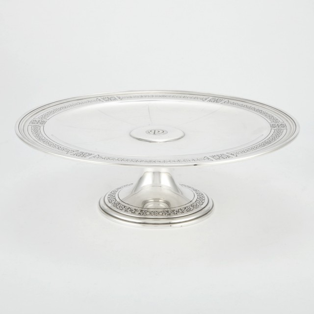 Tiffany and Co. Sterling Silver Tazza