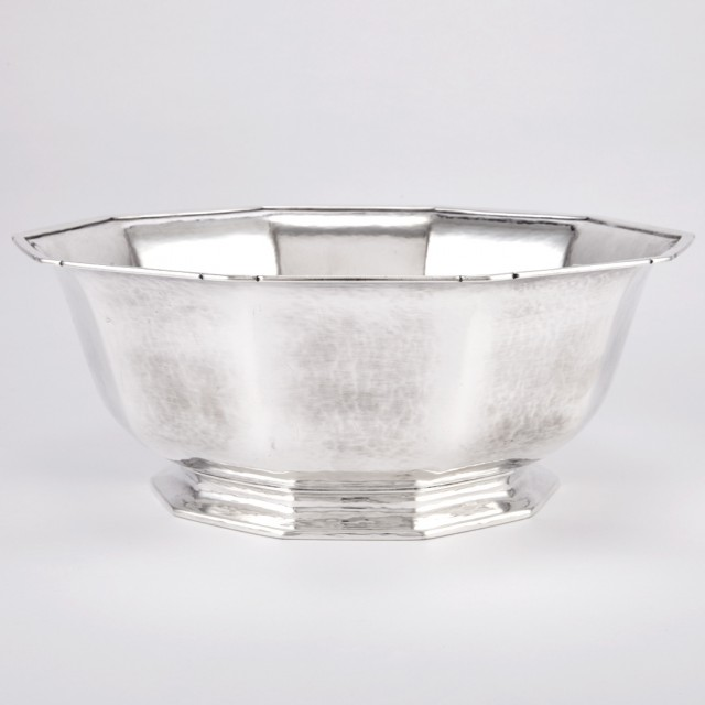 Tiffany and Co. Sterling Silver Centerpiece Bowl