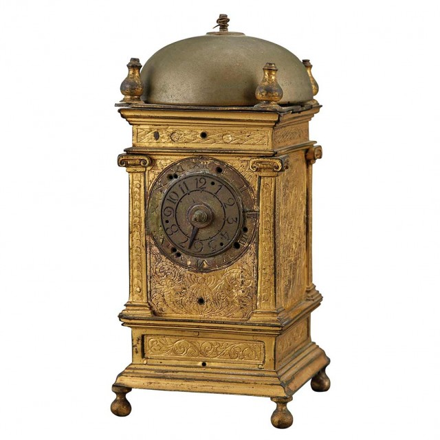 Renaissance Table Clock For Sale At Auction On Wed 01 27