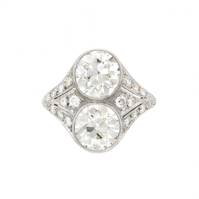 Fine Jewelry Auction In New York