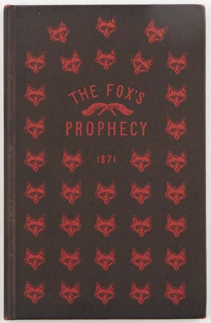 [ANON.]  The Fox\'s Prophecy.