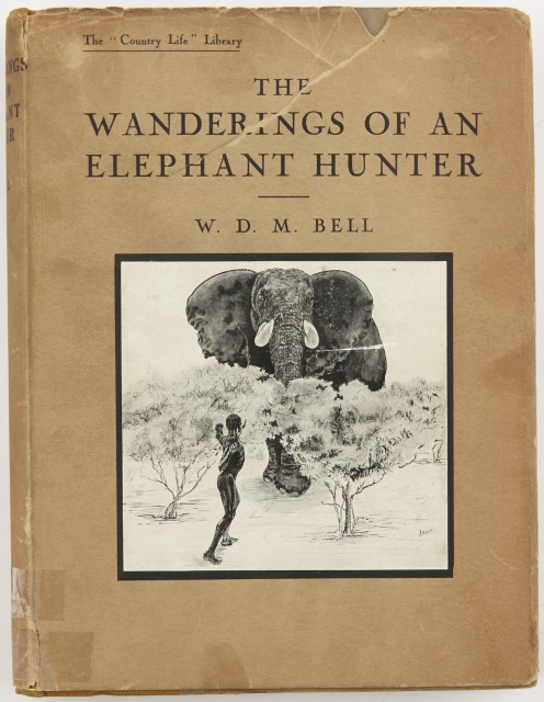 BELL, W.D.M.  The Wanderings of an Elephant Hunter.