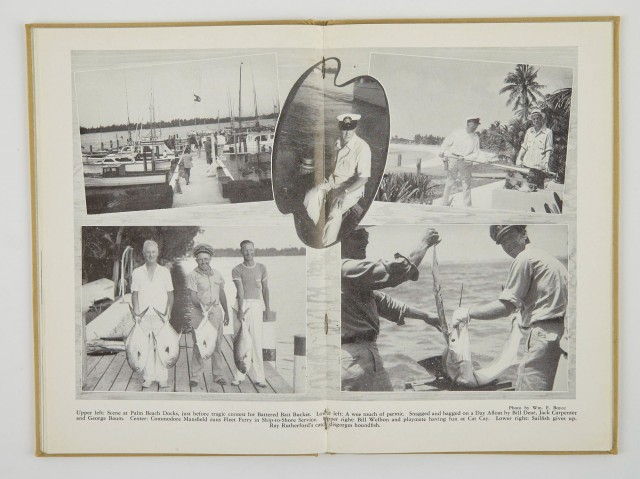 [ANGLING CLUB]  Miami Beach Rod and Reel Club. Year Book [1941-] 1942.