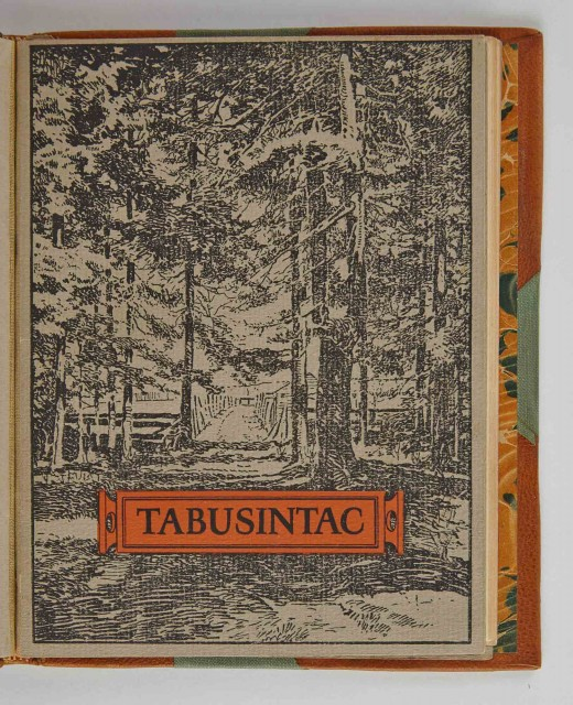 [ANGLING CLUB]  GREENWOOD, LEVI P.  What and Why is Tabusintac Club?