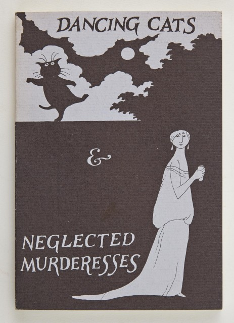 GOREY, EDWARD  Dancing Cats and Neglected Murderesses.