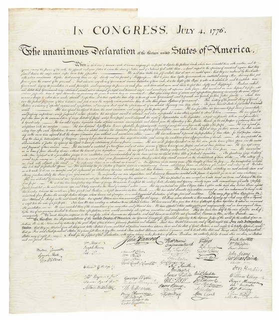[DECLARATION OF INDEPENDENCE]  FORCE, PETER. American Archives. Fifth Series. Volume I [-III].