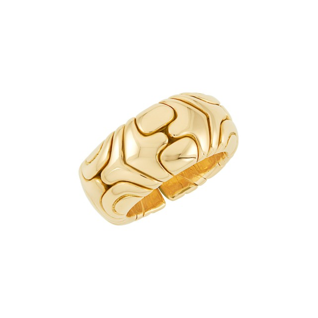 Gold 'Alveare' Ring, Bulgari