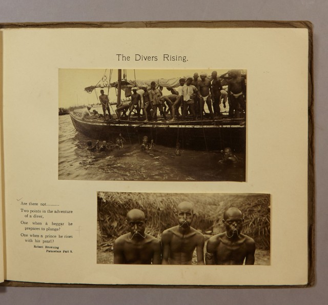 WOOLF, BELLA SIDNEY  Fishing For Pearls. A Pictorial Record of the Pearl Fishery 1925.