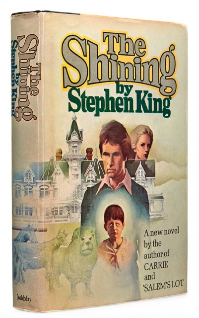 KING, STEPHEN  The Shining.