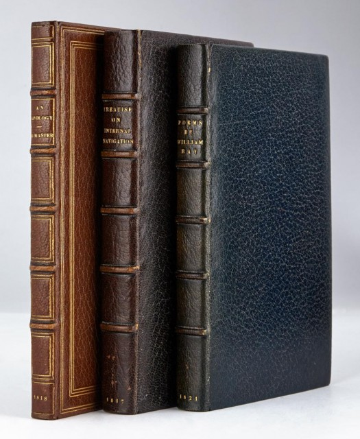 [EARLY DOUBLEDAY IMPRINTS]  Group of three volumes