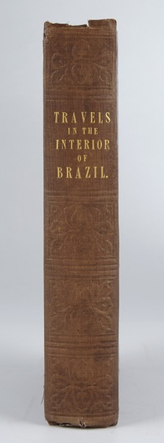 [BRAZIL]  GARDNER, GEORGE. Travels in the Interior of Brazil, principally Through The Northern provinces and the gold and diamond districts.