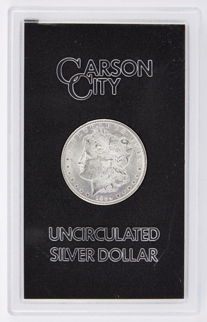 United States Morgan Dollar Carson City Mint Group