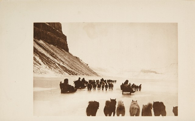 WHITNEY, HARRY  Hunting with the Eskimos; the unique record of a sportsman's year among the northernmost tribe--the big game hunting, the native life, and the battle for existence through the long Arctic night.