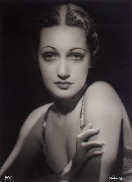 HURRELL, GEORGE (1904-1992)  Dorothy Lamour