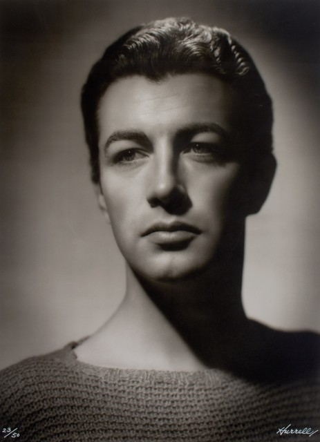 HURRELL, GEORGE (1904-1992)  Robert Taylor