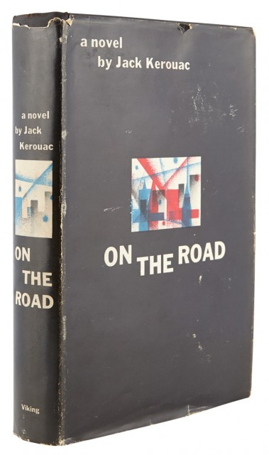 KEROUAC, JACK  On the Road.