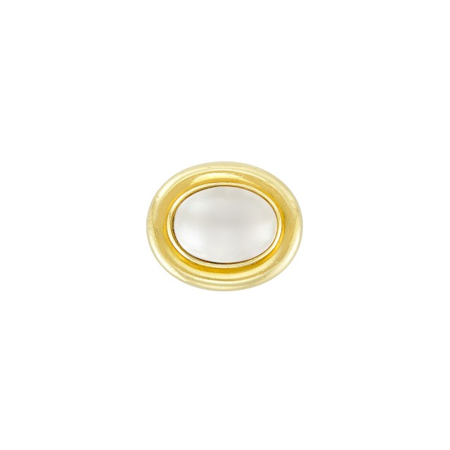 Gold and Mabé Pearl Ring, Tiffany and Co., Paloma Picasso