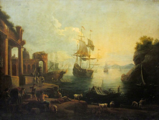 Follower of Claude Lorrain