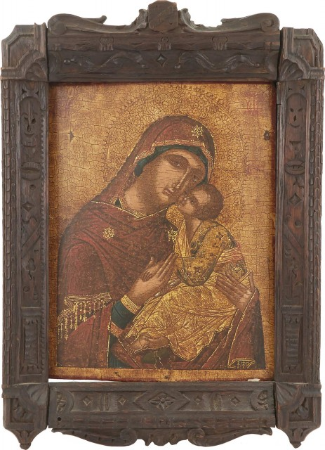 "Icon of the Mother of God of the ""Sweet-Kissing"""