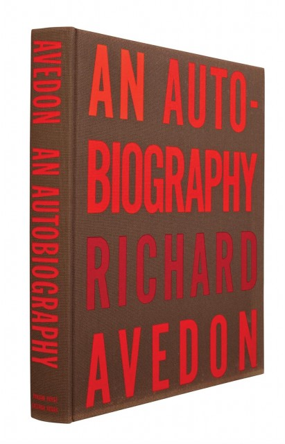 AVEDON, RICHARD  An Autobiography.