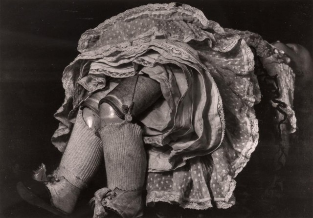 COPPOLA, HORACIO (1906-2012)  [Doll] Untitled, Berlin,