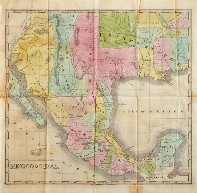 [TEXAS]  NILES, JOHN M. and PEASE, L. T. History of South America and Mexico ...To Which is Annexed, A Geographical and Historical View of Texas, with a Detailed Account of the Texian Revolution and War.