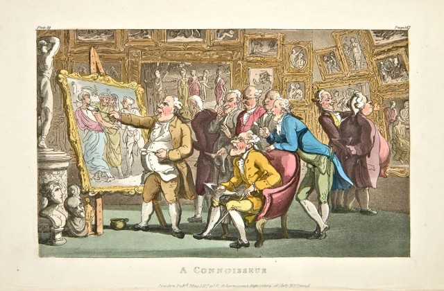 [ROWLANDSON, THOMAS]  Group of three works illustrated by Rowlandson.