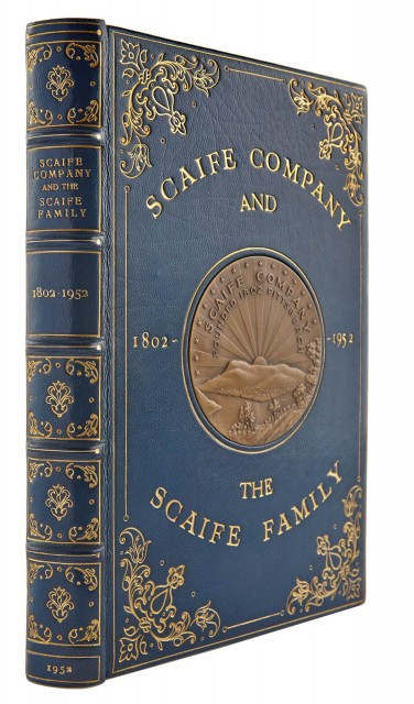 [MELLON FAMILY]  Miscellaneous group of approximately twenty-five books on the Mellon or Scaife families.