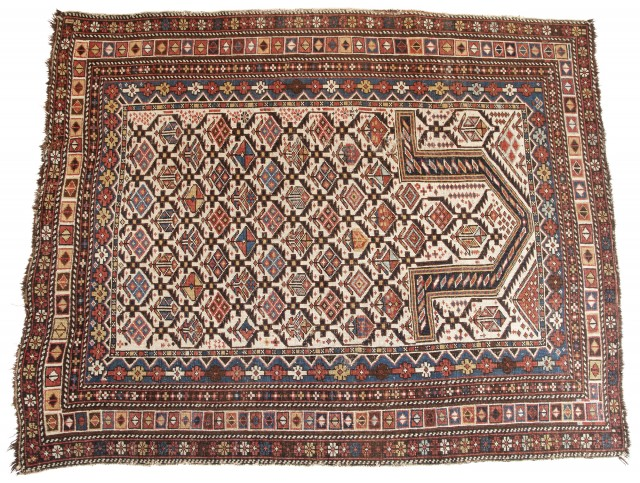 Marasali Shirvan Prayer Rug