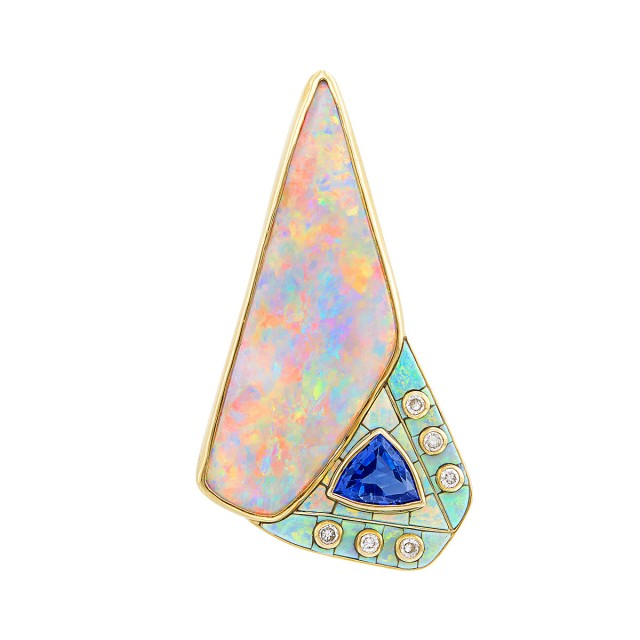 Gold, Opal, Tanzanite and Diamond Enhancer