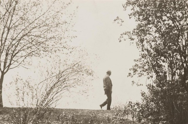 [ANONYMOUS]  Untitled [Portrait of Frank Lloyd Wright],