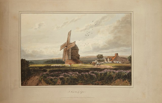 COX, DAVID  A Treatise on Landscape Painting and Effect in Water Colours: from the first rudiments to the finished picture: with examples in Outline, Effect and Colouring.