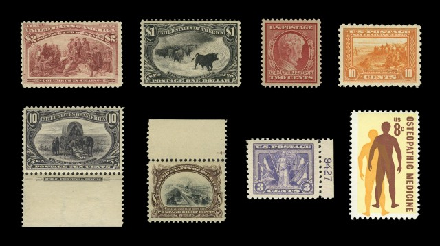 United States Commemorative Issues