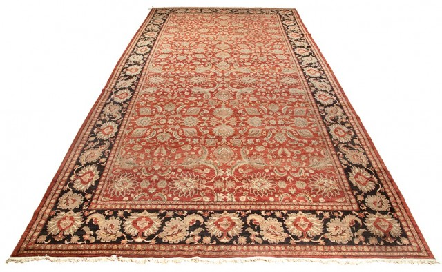 Sultanabad Style Carpet