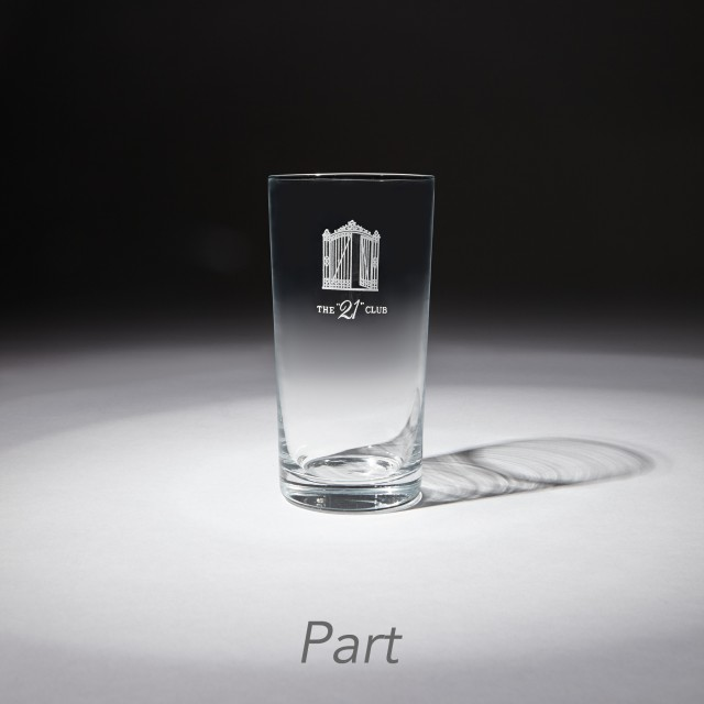 Miscellaneous Group of Glass Tableware