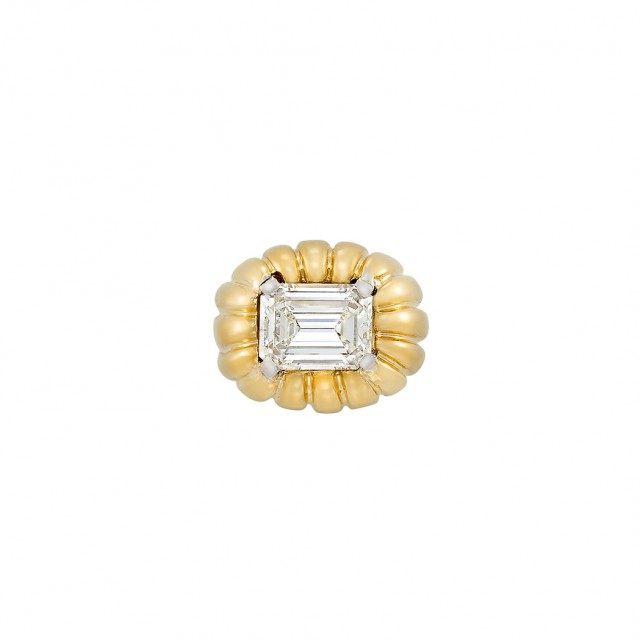 Gold and Diamond Ring, Van Cleef and Arpels