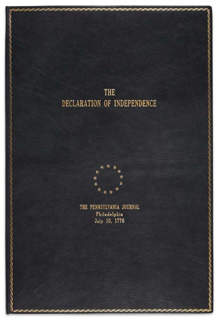Declaration of Independence cover
