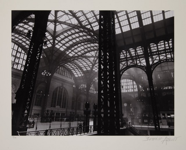 Berenice Abbott, Pennsylvania Station, 1936