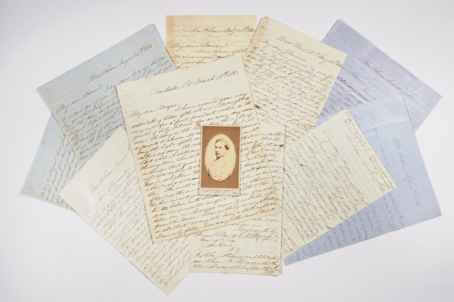Approximately Forty Autograph Letters Signed From Pierre G.T. Beauregard
