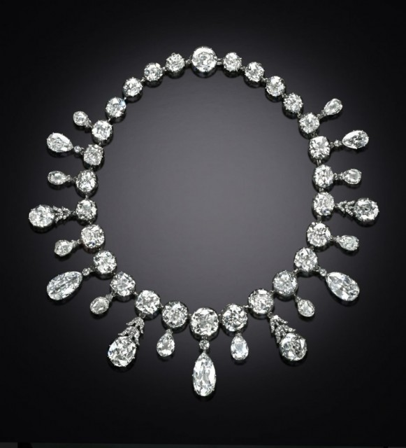 The Napoleon Diamond Necklace Doyle Auction House