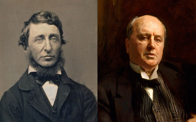 Thoreau & James