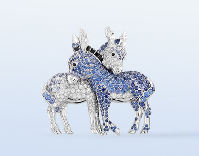 Noah's Ark Inspires Van Cleef and Arpels