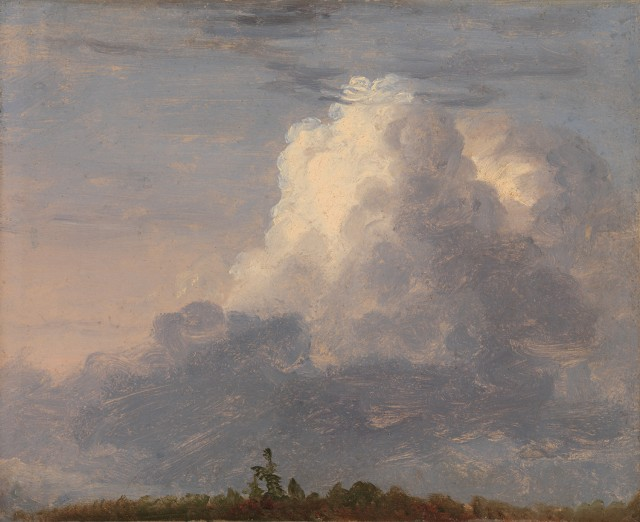 Clouds, ca. 1830s