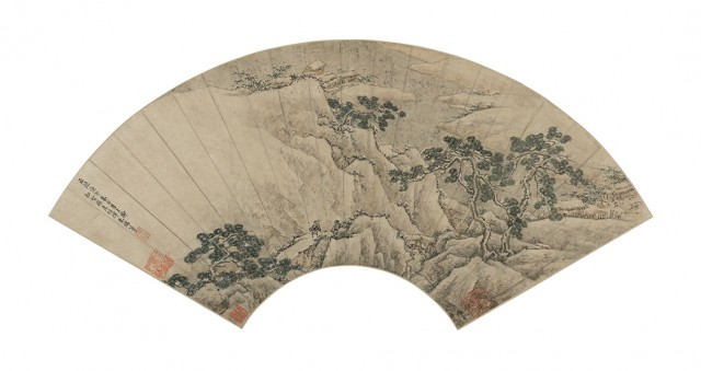 Tuan Chu, Ming Dynasty, Cheng-Te Period. Est. $6,000-9,000. Lot 205. Auction March 19