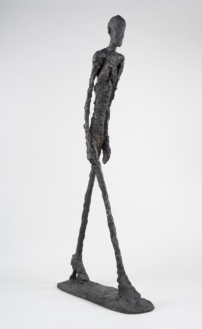 Walking Man I (Homme qui marche I), 1960 (cast 1982)