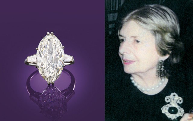 Jewelry from the Estate of Janine Metz