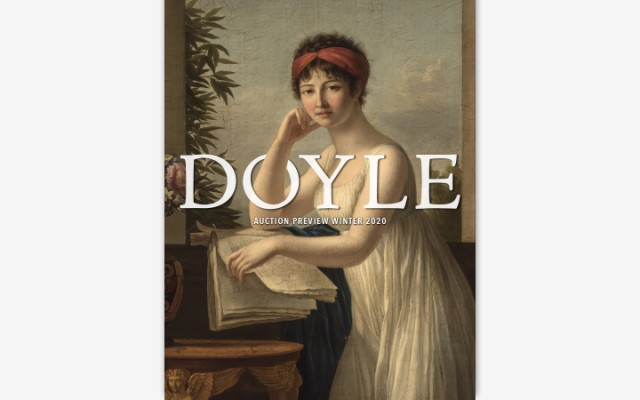Doyle Auction Preview Winter 2020